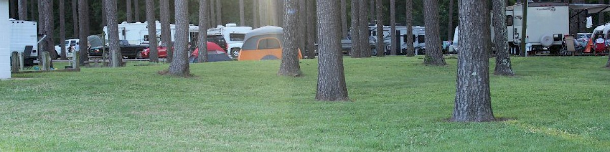 Pickwick Dam Campground