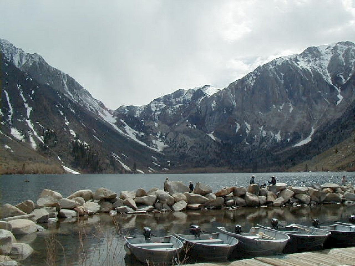 Convict Lake Campground | Recreation Resource Management