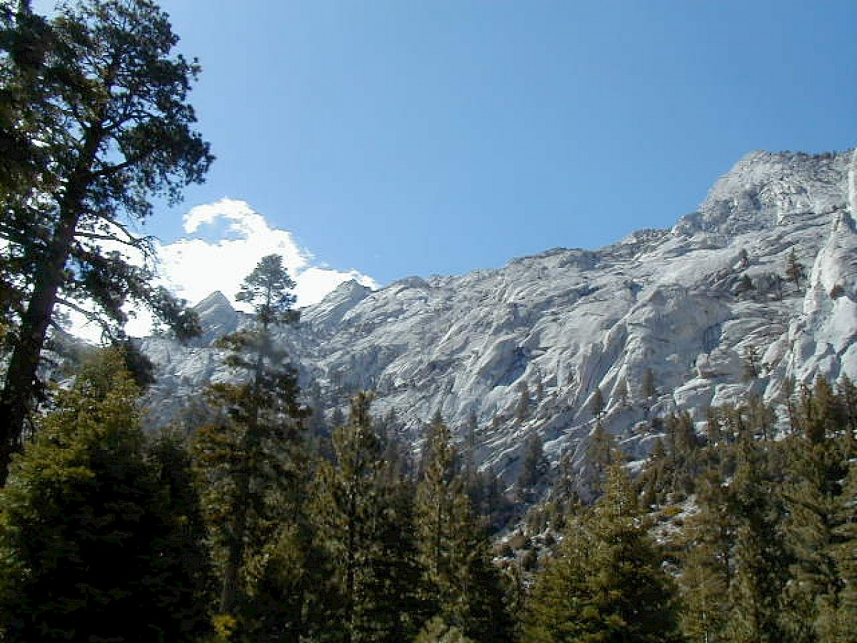 Mt Whitney Portal Campgrounds Recreation Resource Management