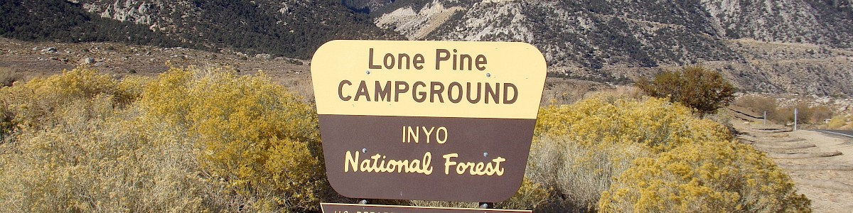 Lone Pine Campground and Group Campground