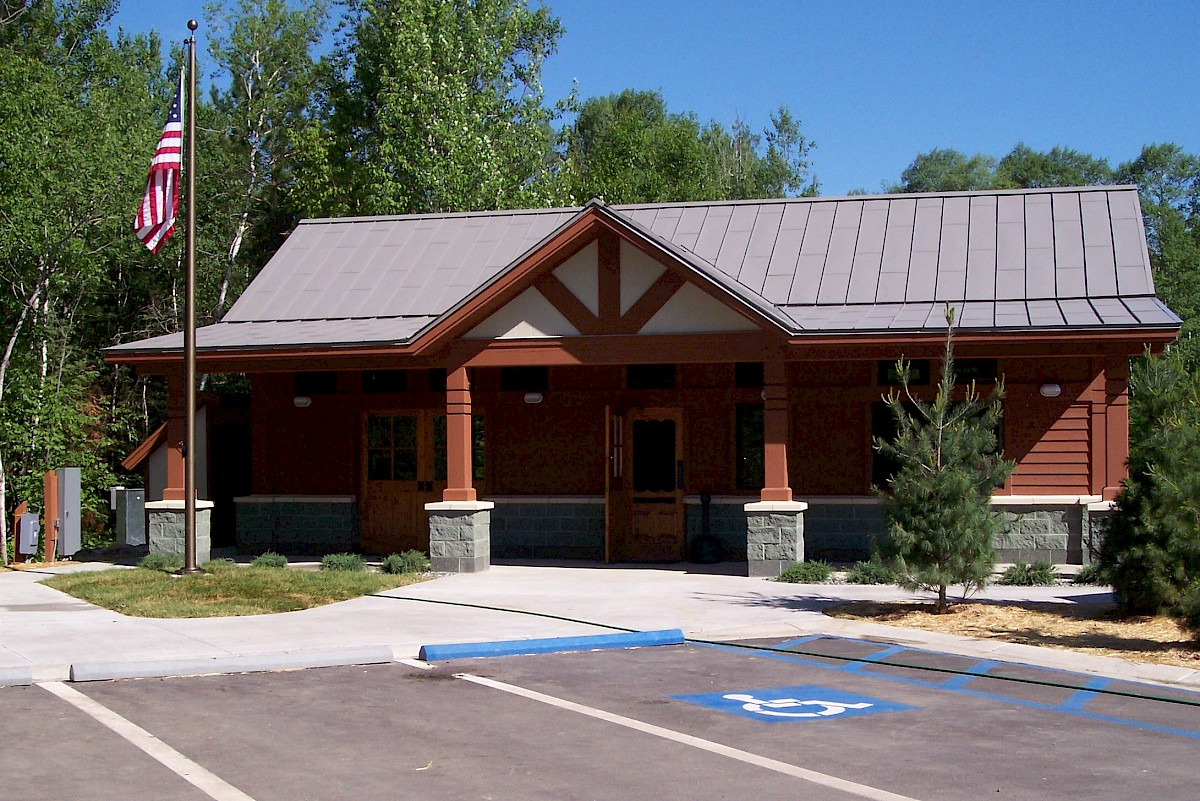 Fall Lake Campground | Recreation Resource Management