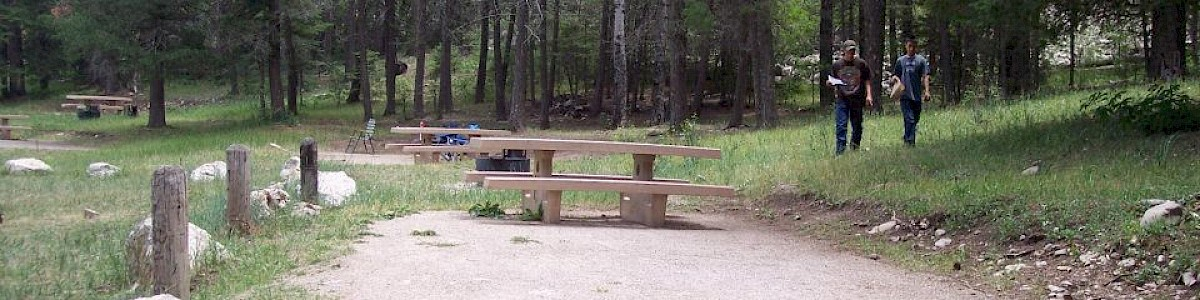 Slide Group Campground