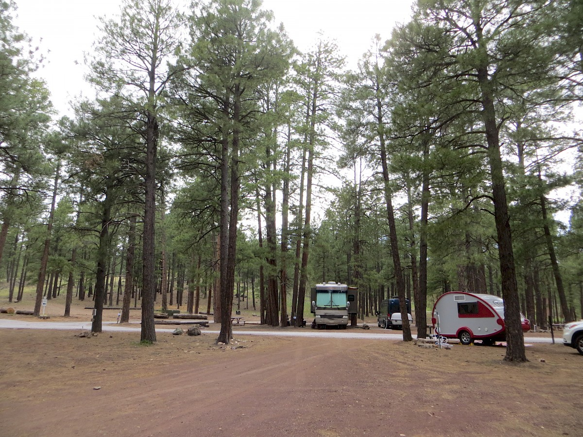 Fort Tuthill County Campground | Recreation Resource Management